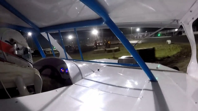 Tanner Mullens In Car USMTS King of America Humboldt Speedway 3/27/21