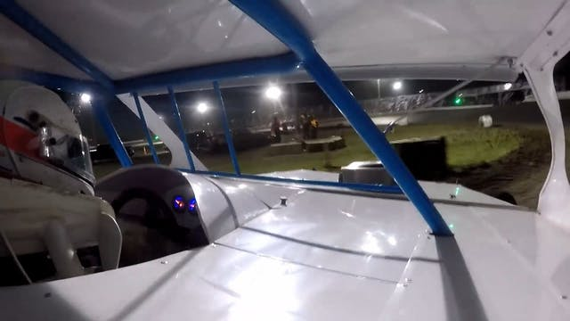 Tanner Mullens In Car USMTS King of A...