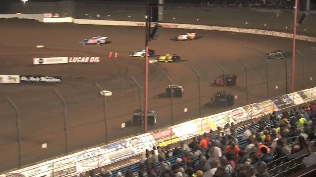 USRA Modified Feature Lucas Oil Speedway 5-24-14