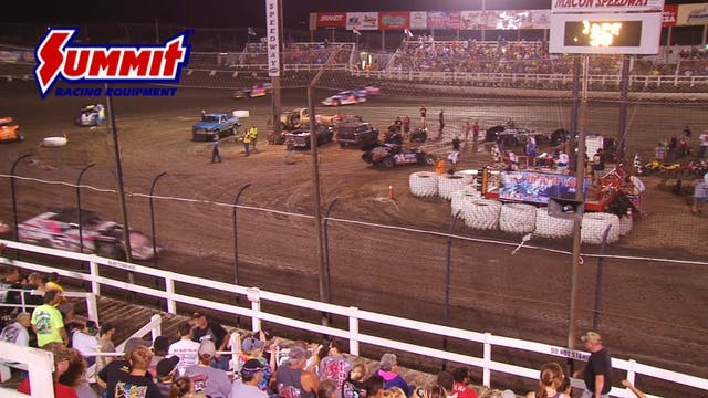 Summer Nats Mod A-Main Macon 7/6/17