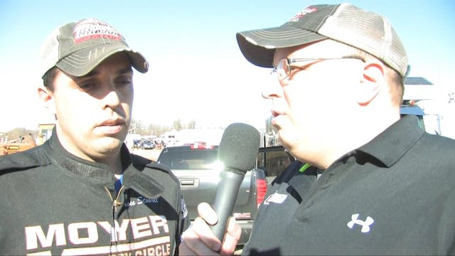 Turkey Bowl Pre-Race Interviews 12/6/14