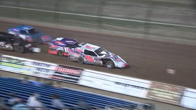 USRA Modified A-Main Lucas Oil Speedway 7/20/19