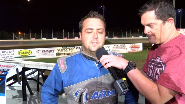 USMTS Fall Jamboree Post Race Interviews Deer Creek Speedway 9/19/19
