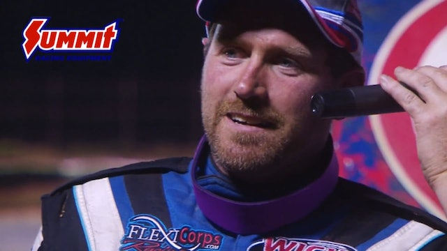 UMP Modified Nationals A-Main Fayette County Speedway 07/03/15