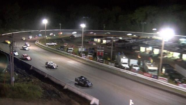 USRA Nationals B-Mod A-Main Hamilton County Speedway 9/27/19