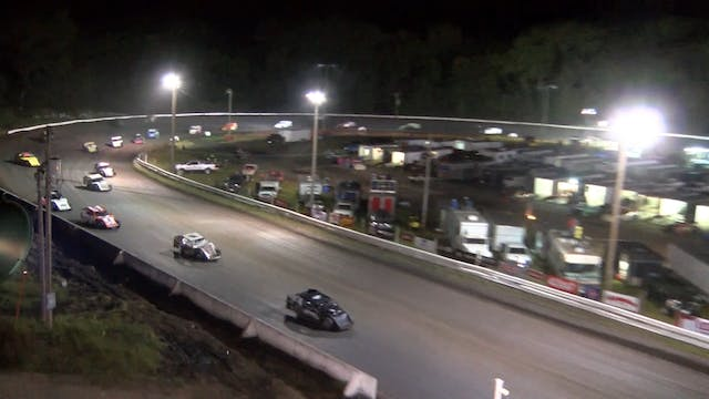 USRA Nationals B-Mod A-Main Hamilton ...