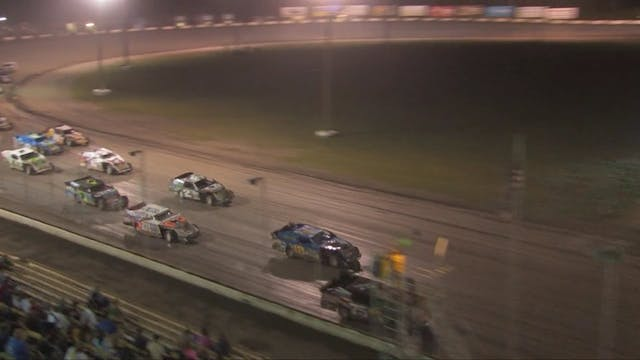 USMTS Highlights Lakeside Speedway 8/...