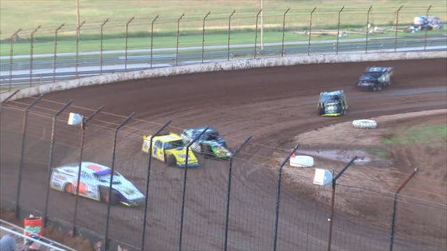 TOMS Heats at Monarch Motor Speedway ...