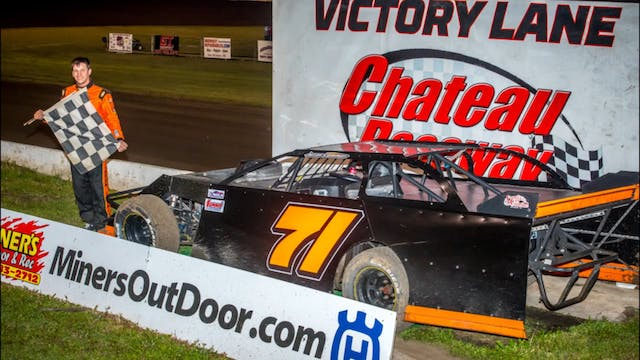 USRA Modified Champion Jason Cummins ...