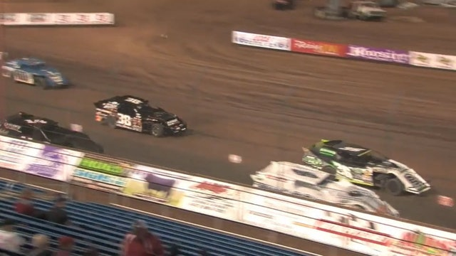 USRA Modified Feature Lucas Oil Speedway 5-22-14