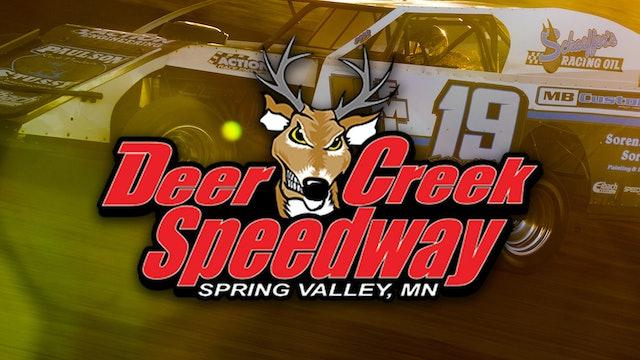 LIVE USRA Deer Creek Speedway 8/28/21