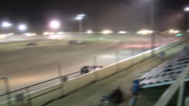 TOMS Outlaw Nationals Mod Heats Southern Oklahoma Speedway 10/28/16
