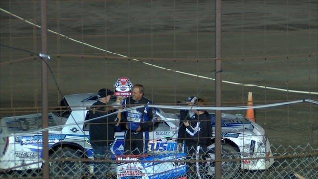 USRA Stock Car A Main I-35 Speedway 1...