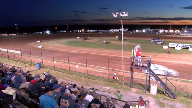 Limited Mod Heats at Lawton Speedway ...