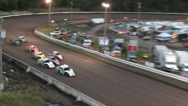 USRA Nationals B-Mod Heats Hamilton County Speedway 9/27/19