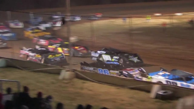 Turkey Bowl Late Model Highlights 11/17/12