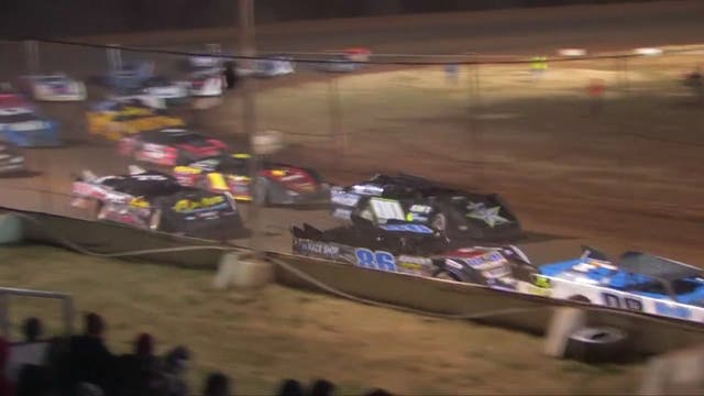 Turkey Bowl Late Model Highlights 11/...