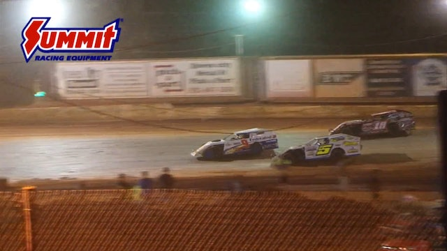 UMP Modified Nationals A-Main Clarksville 06/25/15