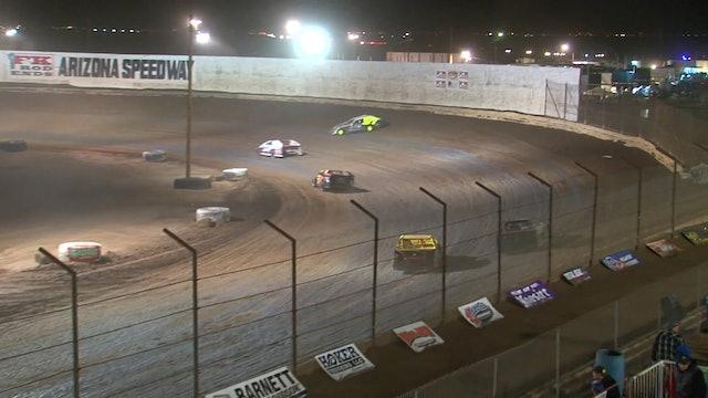 Wild West Shootout X Mod A-Main Arizona Speedway 1/14/18