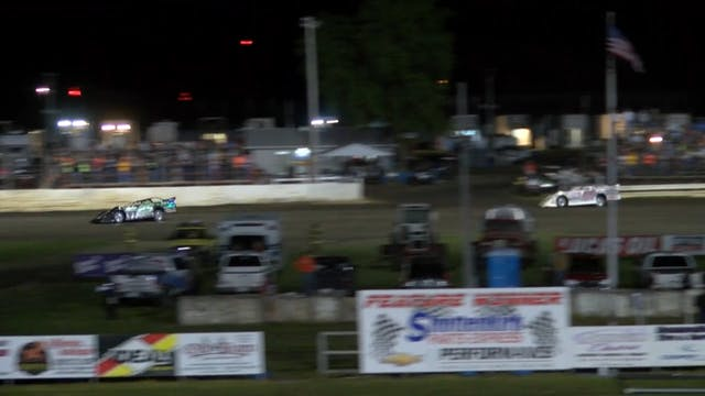 MLRA A-Main Lee County Speedway 5/4/17