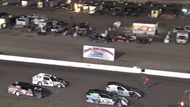 TOMS Devils Bowl Speedway A Main 10/17/14