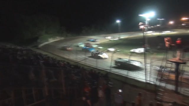 ULMA A-Main Central Missouri Speedway...