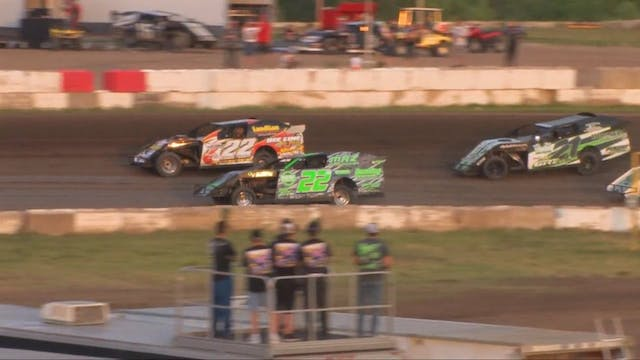 UMSTS Heat Highlights @ 81 Speedway 0...