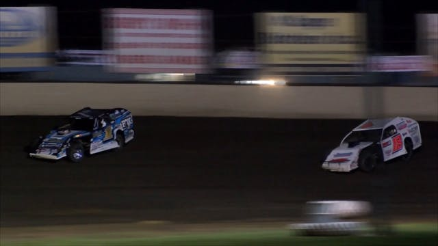 AMS Modifieds Heats at Farmer City Ra...