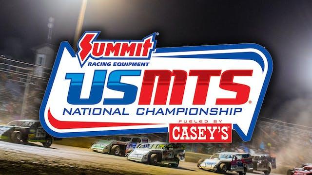 LIVE USMTS Hamilton County Speedway 4...