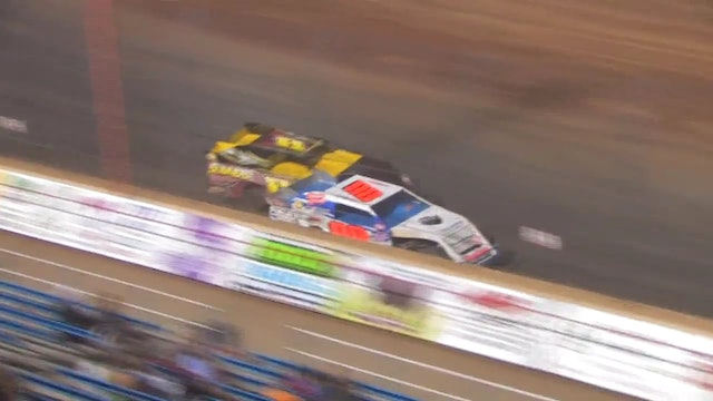 USRA A-Mod Highlights Lucas Oil Speedway 08/04/12