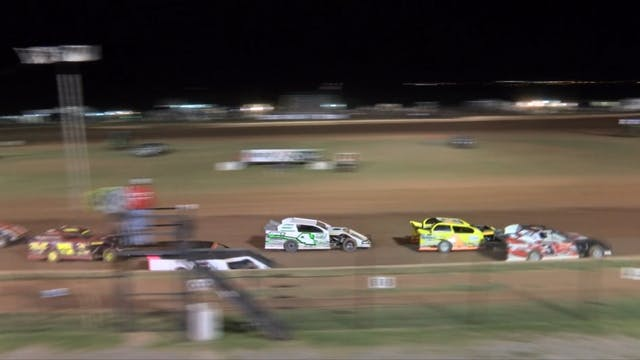 Limited Modified A Main Lawton Speedw...