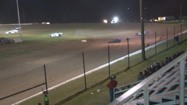 TOMS Southern Oklahoma Speedway Feature 4/2/16