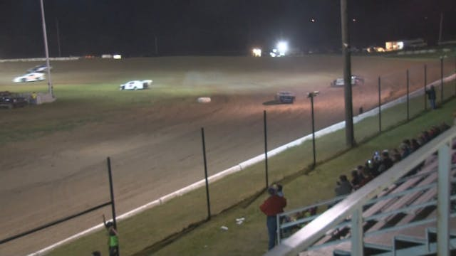 TOMS Southern Oklahoma Speedway Featu...