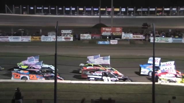 USMTS WMDTC A-Main Deer Creek Speedway 07/25/15