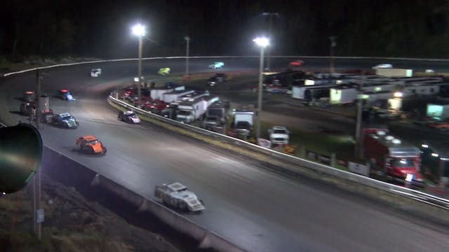 Fall Futuriy USRA Modified A-Main Ham...