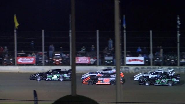 USMTS A-Main Deer Creek Speedway 9/21/18