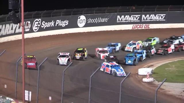 USRA Modifieds A-Main Lucas Oil Speedway 06/06/15