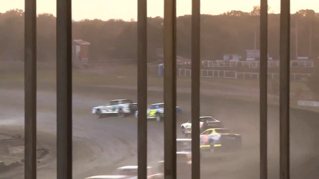 Pure Stocks A-Main Viking Speedway 10...