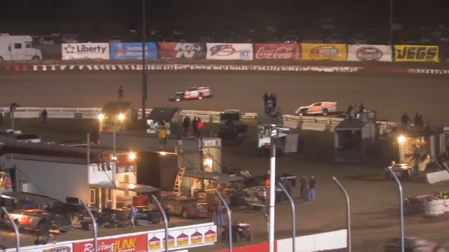 USMTS Silver Dollar Nationals A-Main I-80 Speedway 07/18/14