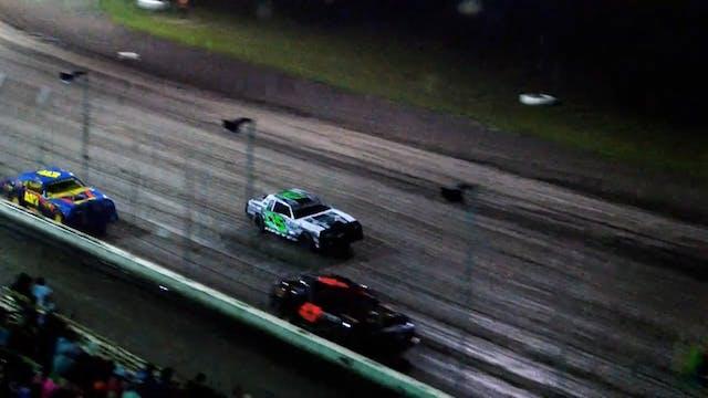 USRA Stock Car A-Main Lakeside Speedw...