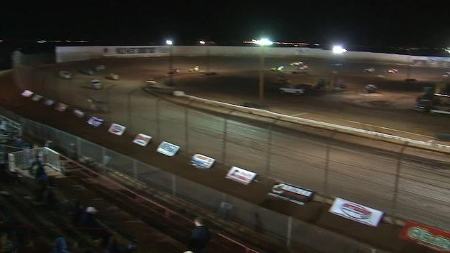 Wild West Shootout X Mod A-Main Arizona Speedway 1/10/18
