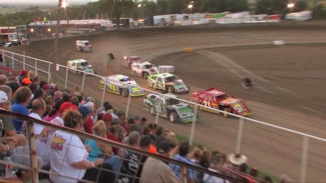 USMTS Grayson County Speedway Heats 6/26/14
