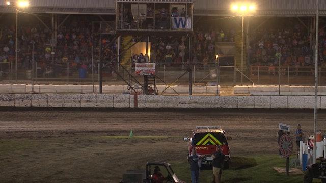Prairie Dirt Classic Modified Qualifier 1 American Legion Speedway 7/27/18