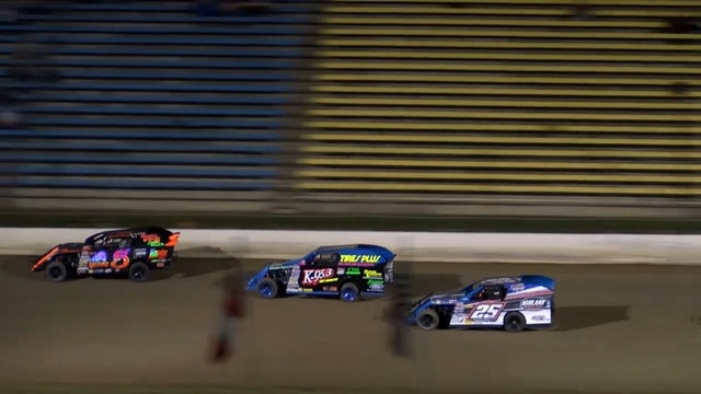 Wissota 100 Mod4 A-Main I-94 Speedway 9/14/18