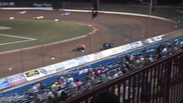 USRA Modified A-Main Lucas Oil Speedw...