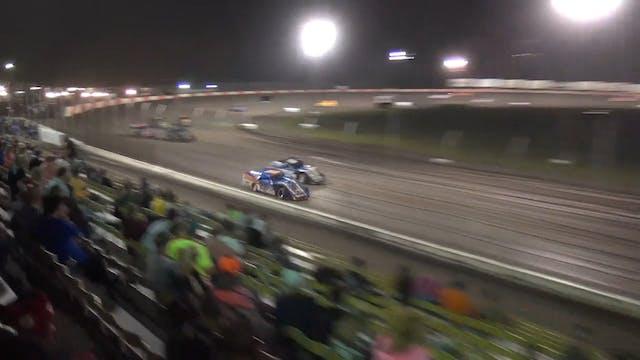 USRA B-Mod A-Main Lakeside Speedway 8...