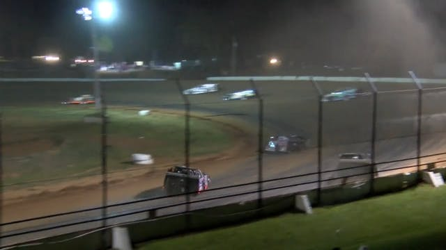 USMTS A-Main Springfield Raceway 8/3/17