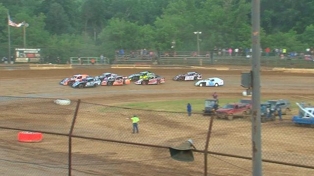 Let It Ride 55 Tyler County Speedway Heats 6/29/18