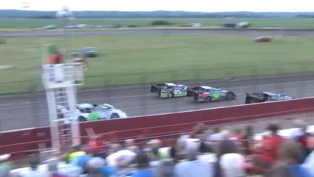 MARS Heats Park Jefferson Speedway 06/25/15