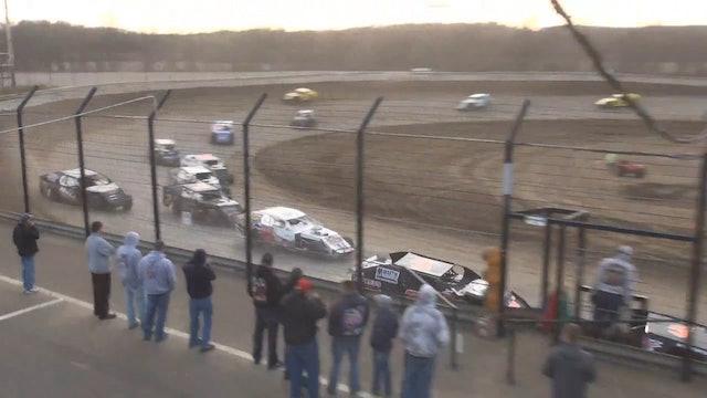 B-Mod A-Main Atchision County Raceway 11/26/16